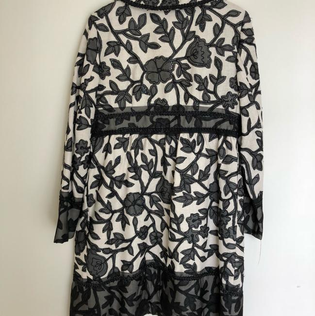 Cynthia Steffe black and cream Jacket Image 4