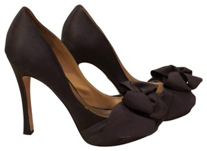 Badgley Mischka brown Formal