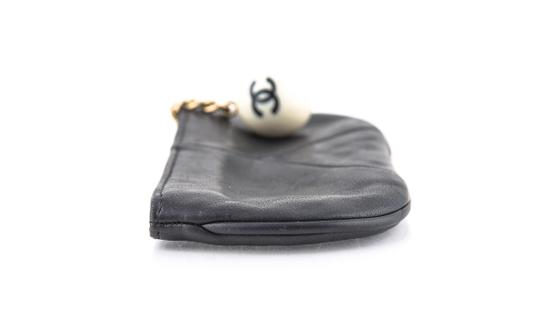 Chanel Chanel Accessory Cue Ball Pouch Image 4