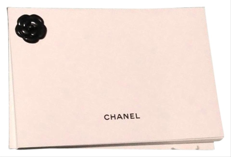 chanel chanel 2018 calendar and note pad