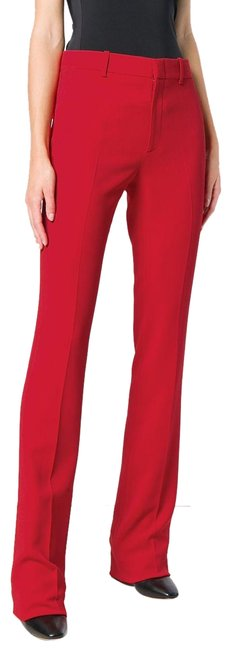 Gucci Bright Red 40 Made In Italy Pants Size 8 (M, 29, 30) Gucci Bright Red 40 Made In Italy Pants Size 8 (M, 29, 30) Image 1