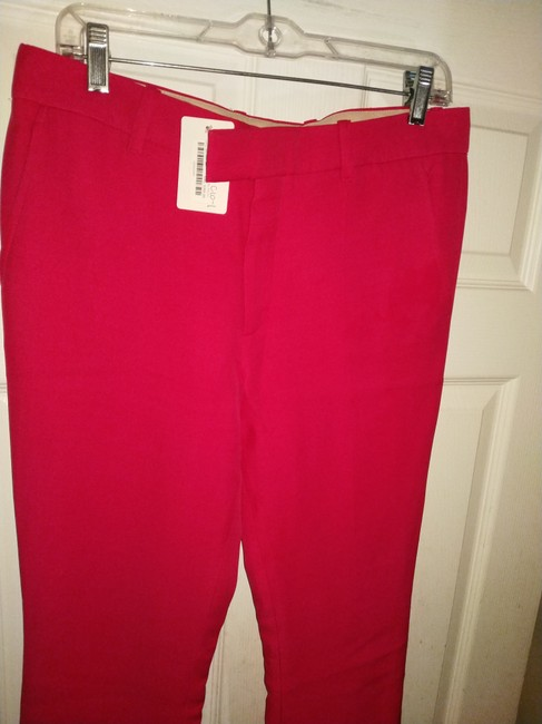 Gucci Trouser Pants Bright red Image 1