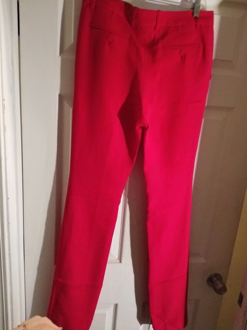 Gucci Trouser Pants Bright red Image 7