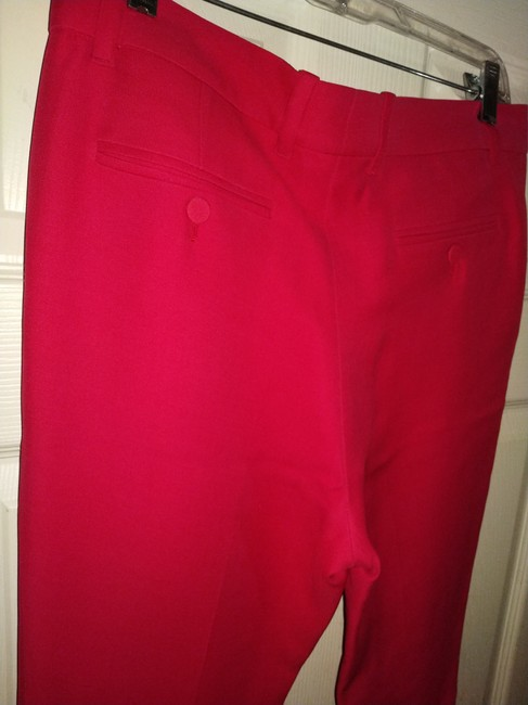 Gucci Trouser Pants Bright red Image 8