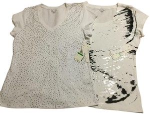 Kenneth Cole T Shirt White