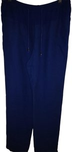 Sessun Relaxed Pants Dark blue
