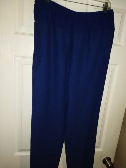 Sessun Relaxed Pants Dark blue Image 6