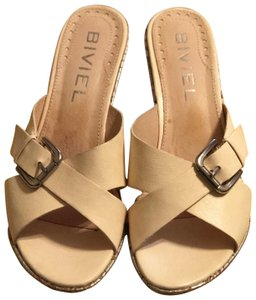 Biviel cream Sandals