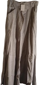 ADEAM Maxi Skirt Grey