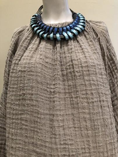 Knowlesandcompany Fabric woven necklace Image 3