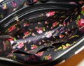 Betsey Johnson Lipstick Wristlet Cosmetic Bag Clutch Image 6