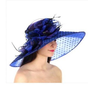 kentucky derby hat New Kentucky Derby Dress hat Formal Dressy Church Hat