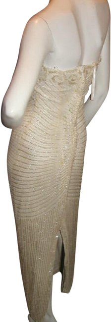Just Female Prom Ball Gown Vintage Pageant Dress Image 8