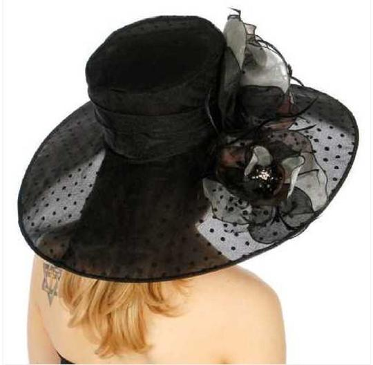 kentucky derby hat New Kentucky Derby Dress hat Formal Dressy Church Hat Image 1