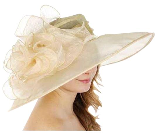Preload https://img-static.tradesy.com/item/23165486/ivory-new-dress-formal-dressy-church-hat-0-1-540-540.jpg