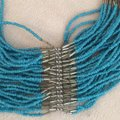 Banana Republic turquoise stone necklace Image 1