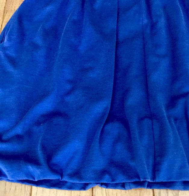 See by Chloé short dress Blue Slouchy Elastic Waist Designer Size 4 on Tradesy Image 6