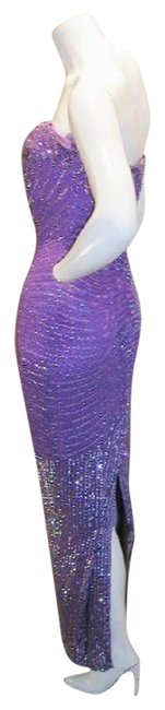 Just Female Prom Ball Gown Vintage Pageant Dress Image 9