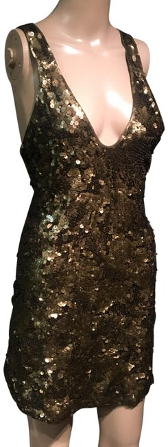 Preload https://img-static.tradesy.com/item/23165621/french-connection-bronzeolive-sequin-short-night-out-dress-size-2-xs-0-1-650-650.jpg