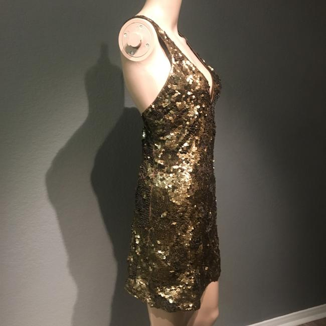 French Connection Sequins Nye Sexy Timeless Dress Image 1