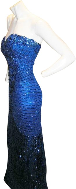 Just Female Prom Ball Gown Vintage Pageant Dress Image 10