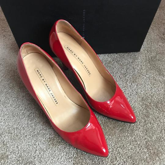 Marc by Marc Jacobs Red Pumps Image 1