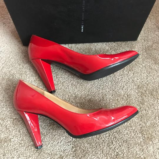 Marc by Marc Jacobs Red Pumps Image 2