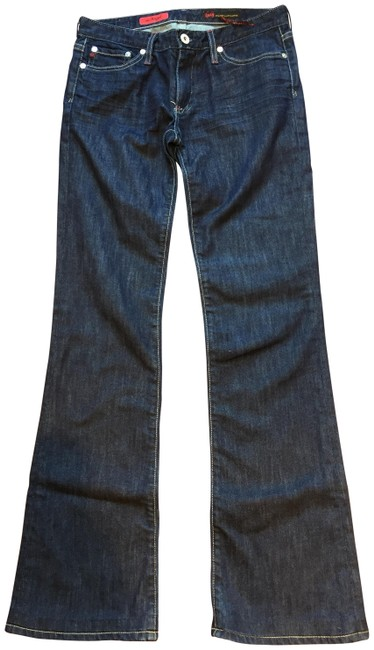 AG Adriano Goldschmied Boot Cut Jeans-Medium Wash Image 0