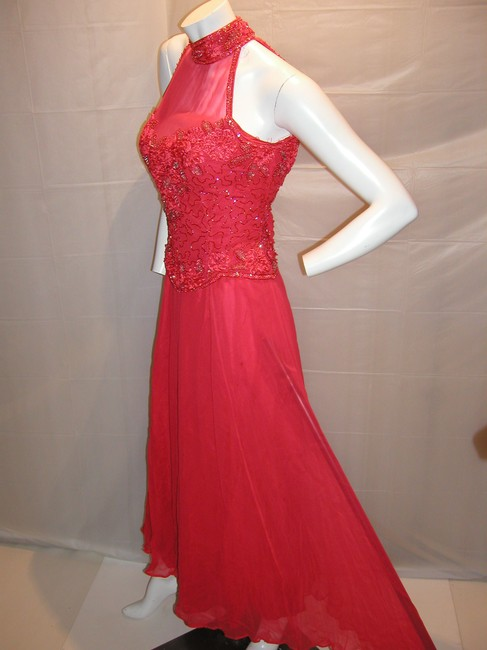 Just Female Prom Ball Gown Pageant Formal Dress Image 11