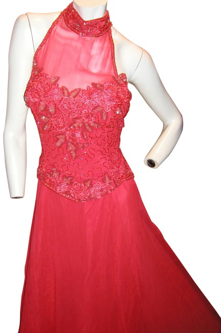 Just Female Prom Ball Gown Pageant Formal Dress Image 2