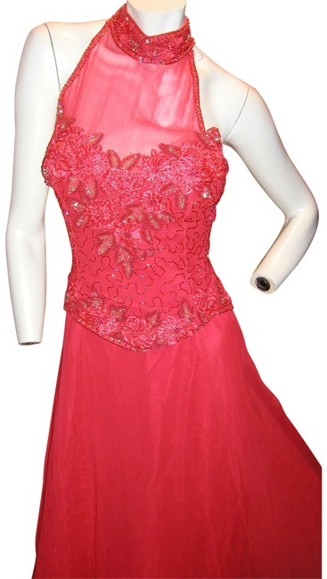 Just Female Prom Ball Gown Pageant Formal Dress Image 4