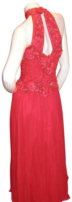 Just Female Prom Ball Gown Pageant Formal Dress Image 5