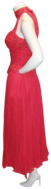 Just Female Prom Ball Gown Pageant Formal Dress Image 6
