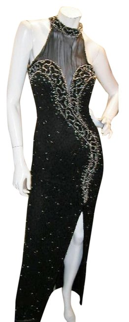 Just Female Prom Ball Gown Pageant Party Dress Image 1