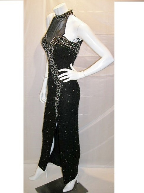 Just Female Prom Ball Gown Pageant Party Dress Image 10