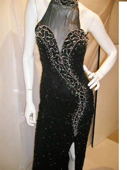 Just Female Prom Ball Gown Pageant Party Dress Image 3