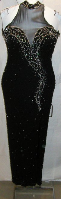 Just Female Prom Ball Gown Pageant Party Dress Image 6