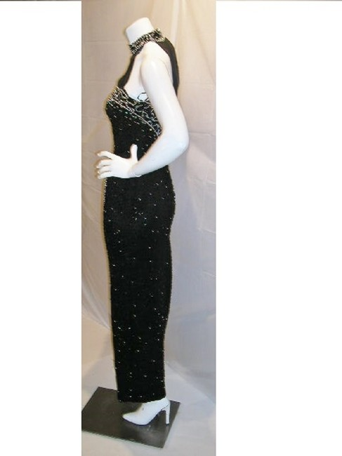 Just Female Prom Ball Gown Pageant Party Dress Image 7
