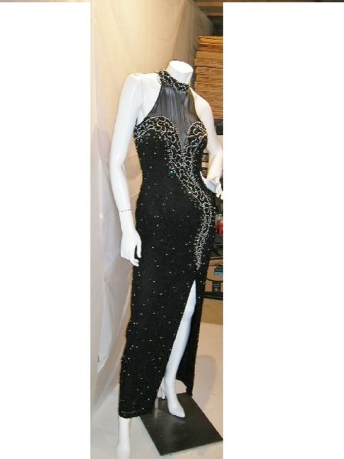 Just Female Prom Ball Gown Pageant Party Dress Image 8