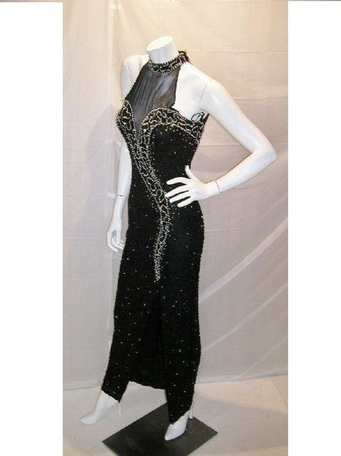 Just Female Prom Ball Gown Pageant Party Dress Image 9