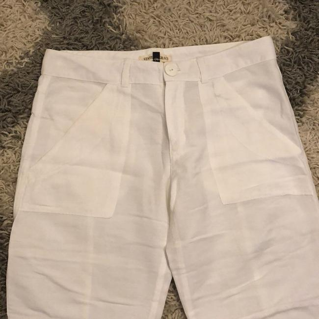 State Of Grace Capris White Image 2