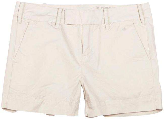 Preload https://img-static.tradesy.com/item/23166166/g1-white-cotton-twill-cuffed-shorts-size-8-m-29-30-0-2-650-650.jpg