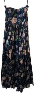 Navy Floral Maxi Dress by French Connection