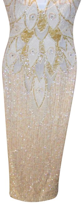 Just Female Afterfive Ball Gown Pageant Prom Dress Image 1