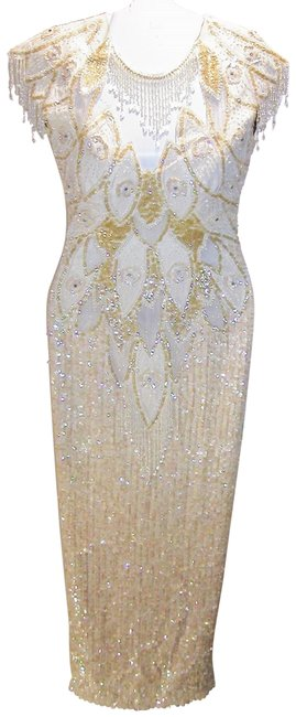 Just Female Afterfive Ball Gown Pageant Prom Dress Image 2