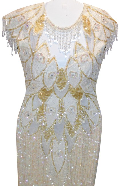 Just Female Afterfive Ball Gown Pageant Prom Dress Image 3