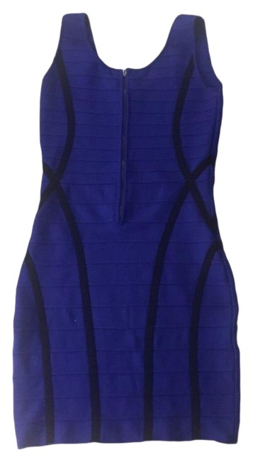 Preload https://img-static.tradesy.com/item/23166693/inc-international-concepts-blue-bandage-mid-length-night-out-dress-size-8-m-0-1-650-650.jpg