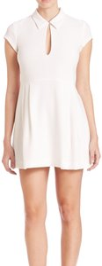 Elizabeth and James Elizabeth James rumor short sleeve dress