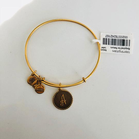 Alex and Ani stackable bangle with