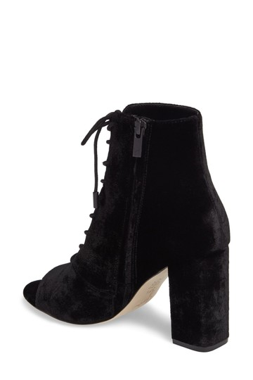 Joie Lace Night Out Party Fancy Black Boots Image 1